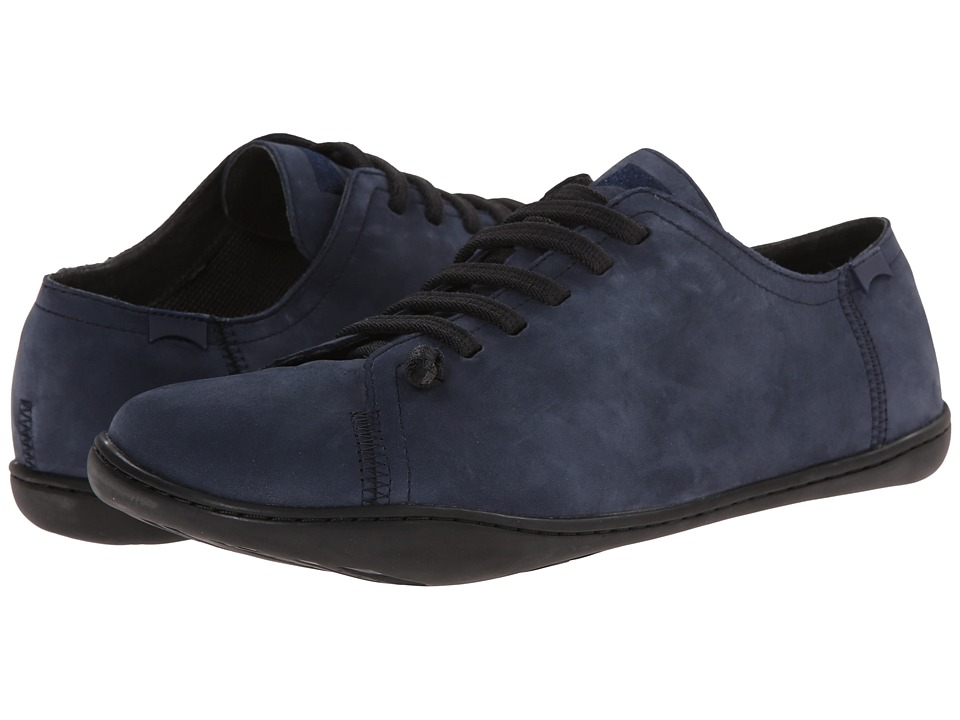 Camper - Peu Cami - Lo-17665 (Navy 2) Men's Lace up casual Shoes