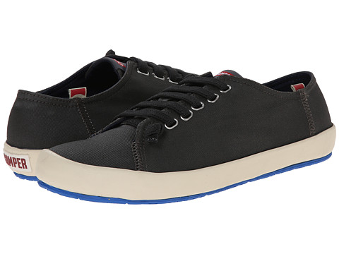 Camper - Peu Rambla Vulcanizado - 18869 (Dark Gray) Men's Lace up casual Shoes