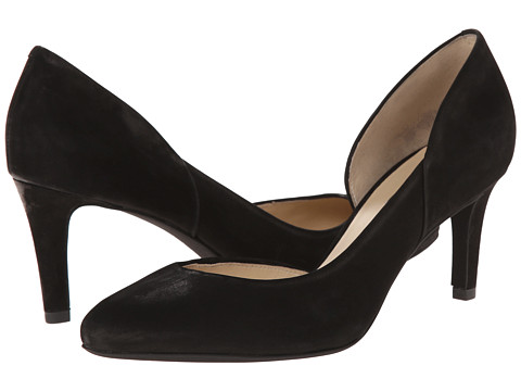 ECCO - Taylor Pump (Black/Black) High Heels
