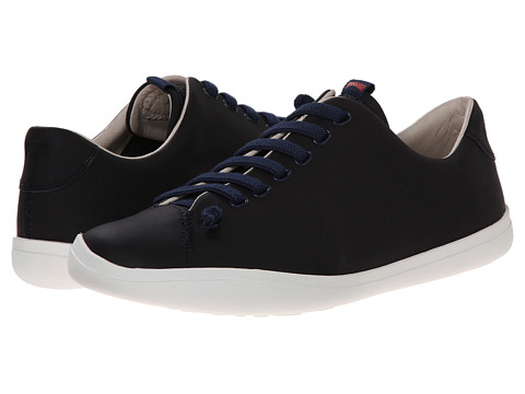 Camper - Peu Slastic - 18875 (Navy) Men's Lace up casual Shoes