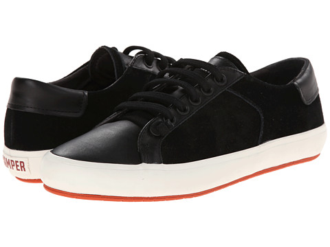 Camper - Portol - 18839 (Black 2) Men's Lace up casual Shoes