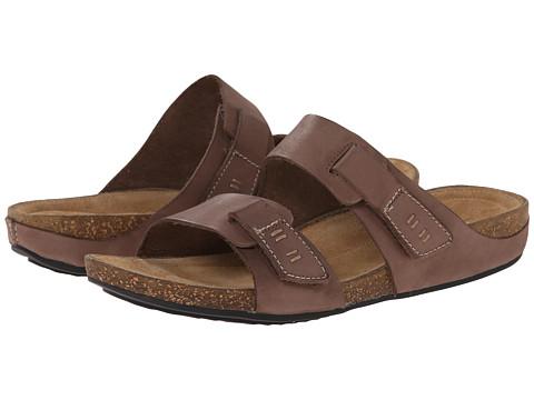 Clarks - Perri Island (Brown Nubuck) Women's Shoes