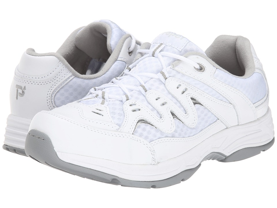 Propet - Nelson (White) Men's Flat Shoes