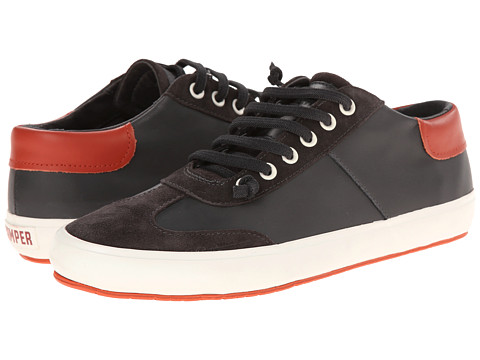 Camper - Portol - 18962 (Dark Gray) Men's Lace up casual Shoes