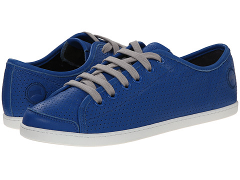 Camper - UNO - 18785 (Bright Blue) Men's Lace up casual Shoes