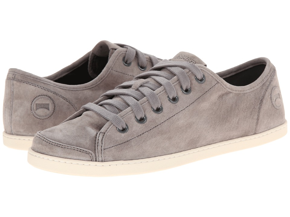 Camper - UNO - 18785 (Dark Gray) Men's Lace up casual Shoes