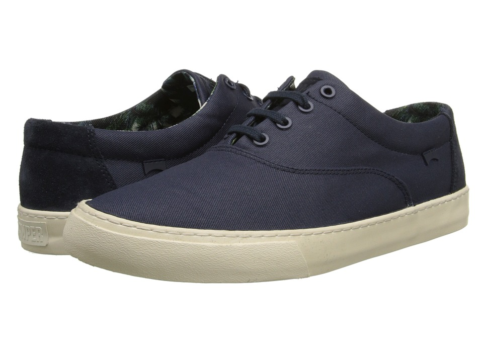 Camper - Vela Vulcanizado - 18874 (Navy) Men's Lace up casual Shoes