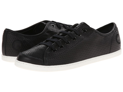 Camper - UNO - 18785 (Black 2) Men's Lace up casual Shoes