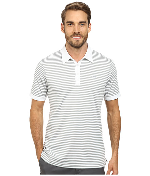 TravisMathew - Great One Polo (White) Men