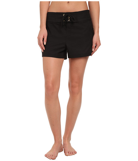 La Blanca - Boardwalk 3 Boardshort (Black) Women's Swimwear