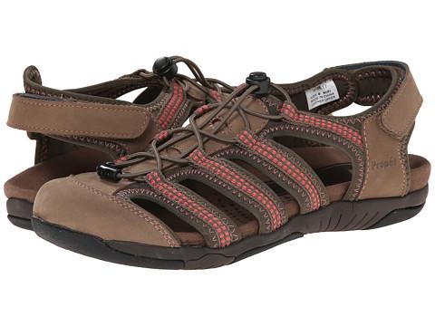 Propet - Hilde (Gunsmoke/Pink) Women's Flat Shoes