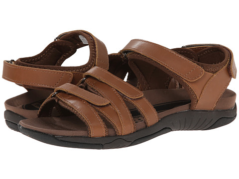 Propet - Carlee XT (Brown) Women's Flat Shoes