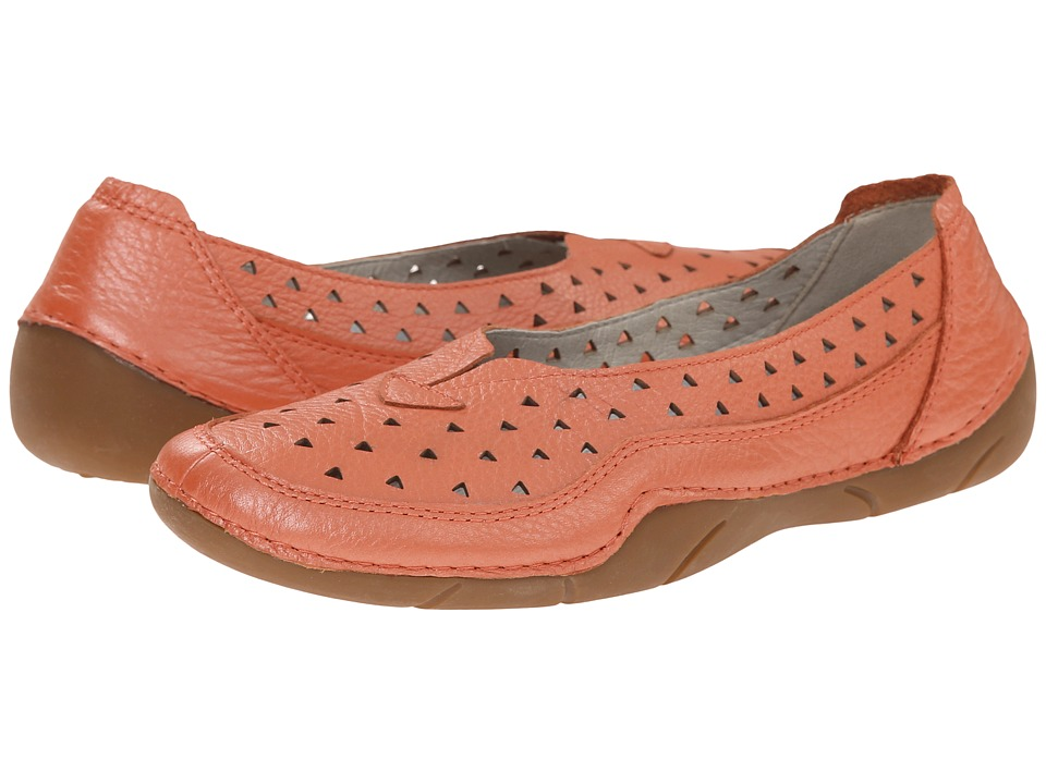 Propet Wren (Metallic Melon) Women