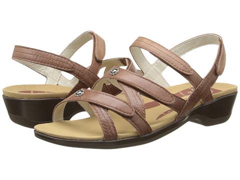 Propet - Lizzette (Chestnut) Women's Flat Shoes