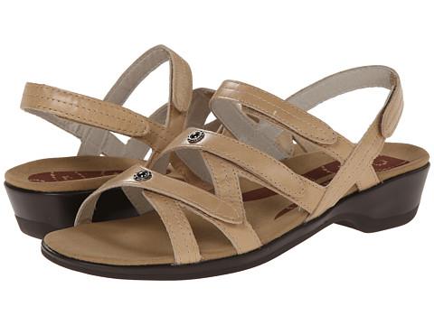 Propet - Lizzette (Oyster) Women's Flat Shoes