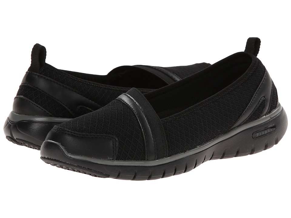 Propet TravelLite Slip-On (Black) Women