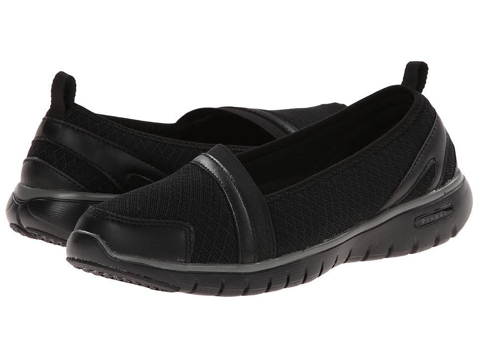 Propet - TravelLite Slip-On (Black) Women's Slip on Shoes