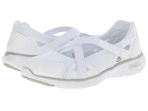 Propet - TravelLite Mary Jane (White) Women's Maryjane Shoes