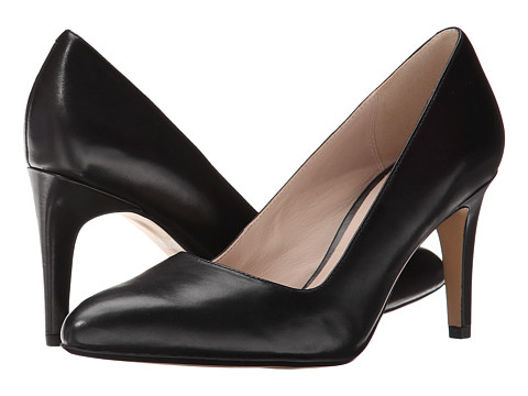 Clarks - Dalhart Sorbet (Black Leather) High Heels