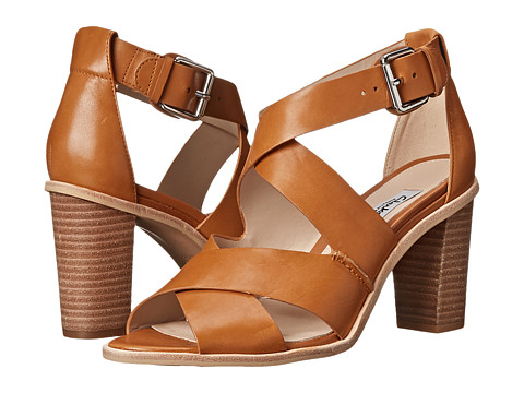 Clarks - Oriana Bess (Tan Leather) High Heels