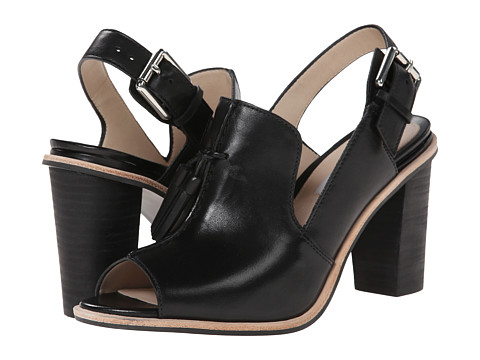 Clarks - Oriana Billy (Black Leather) High Heels