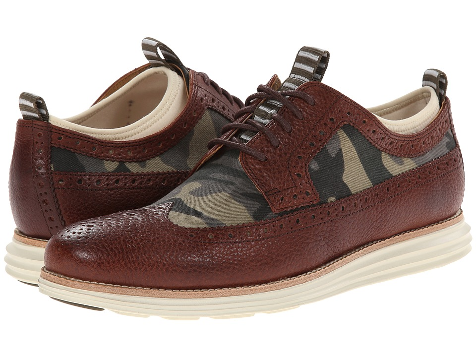 Cole Haan - Lunargrand Wing Neop (Papaya/Camo) Men