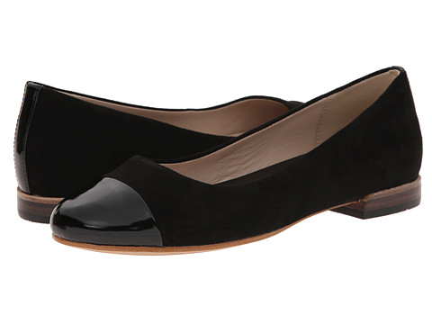 Clarks - Festival Gold (Black Combi) Women's Flat Shoes