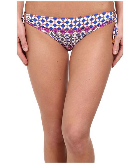 La Blanca - Bohemian Romance Loop Side Hipster (Plum) Women's Swimwear