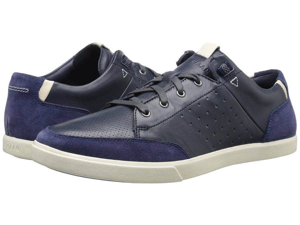 Cole Haan - Owen Sport Ox (Berkeley Blue) Men's Lace up casual Shoes