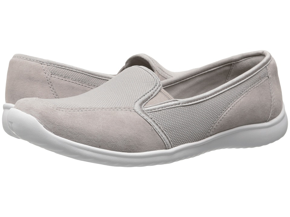 Clarks - Charron Artic (Grey Nubuck) Women