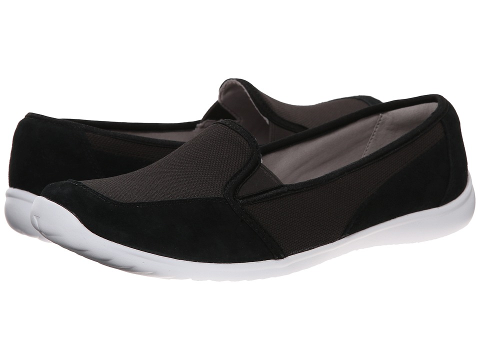 Clarks Charron Artic (Black Nubuck) Women
