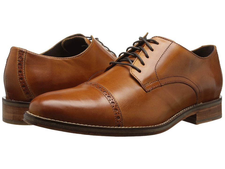 Cole Haan - Preston Captoe (British Tan) Men