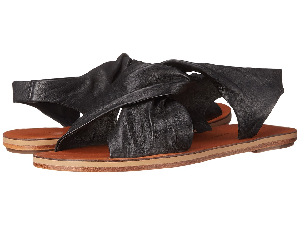 10 Crosby Derek Lam Pell (Black Soft Nappa) Women