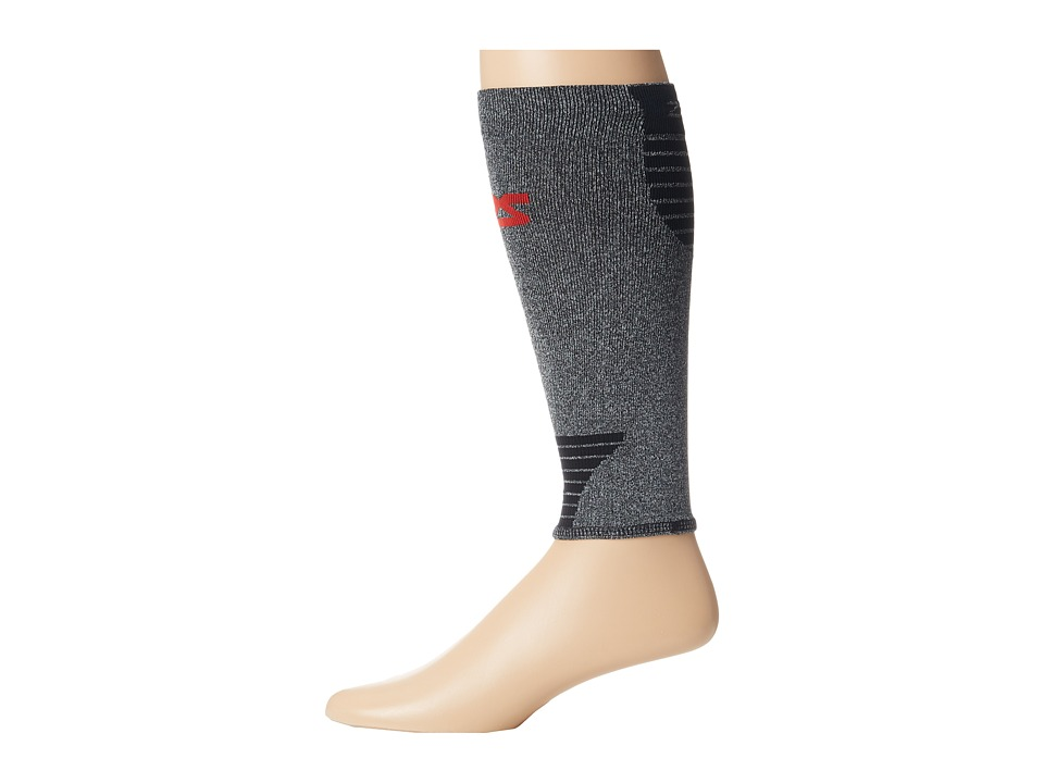 Zensah - Ultra Compression Leg Sleeves (Heather Grey) Athletic Sports Equipment