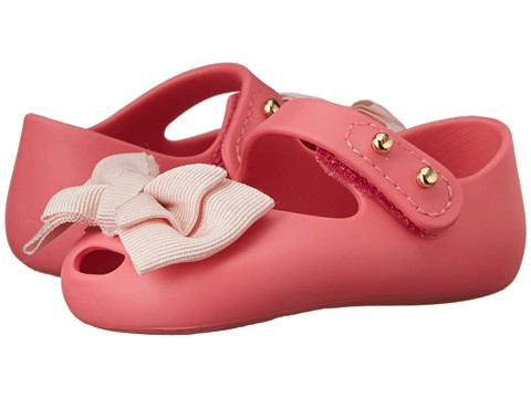 Mini Melissa - My First Melissa (Infant) (Pink) Girls Shoes