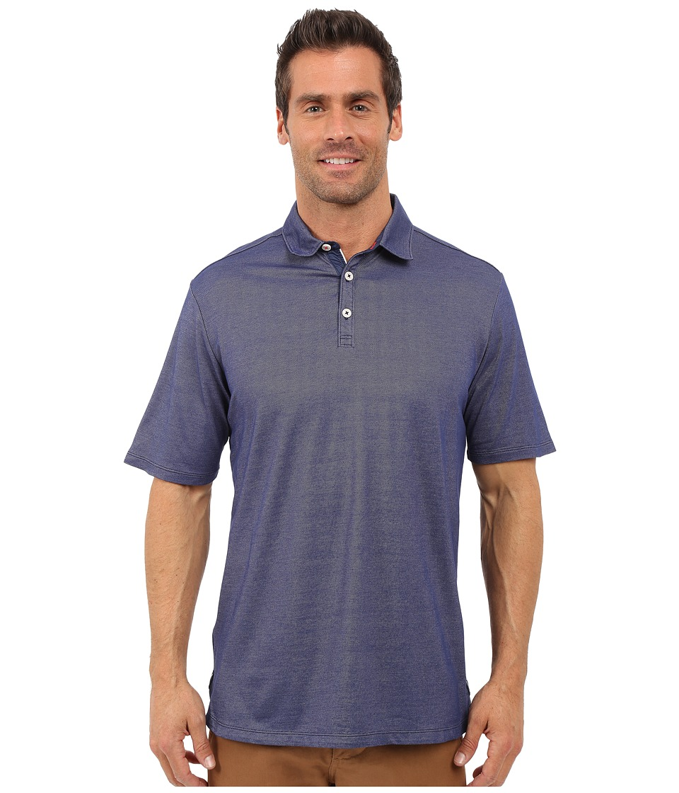 Tommy Bahama - New Double Eagle Spectator (Throne Blue) Men's Clothing