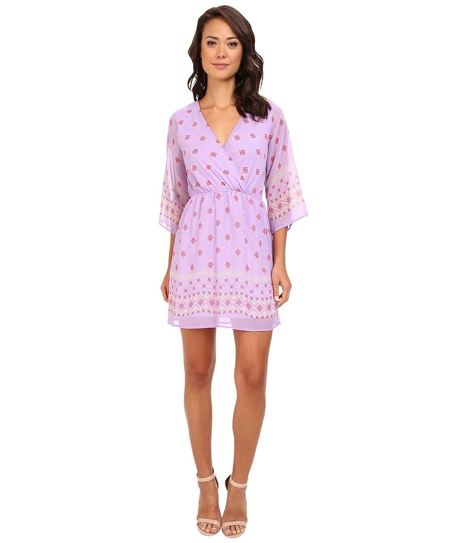 Brigitte Bailey - Ada Dress (Lavender) Women's Dress