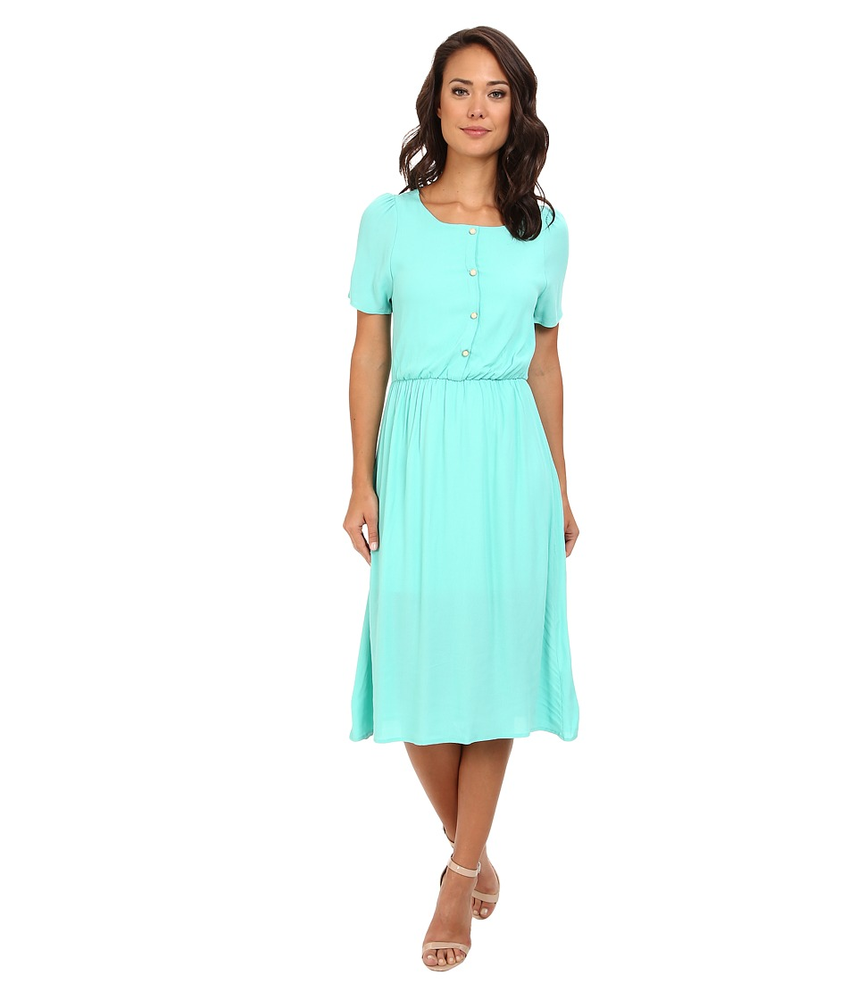 rsvp - Carlin Dress (Mint) Women's Dress