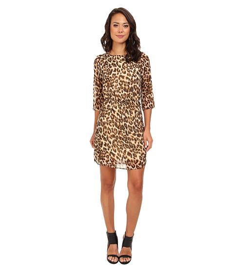 rsvp - Carmin Animal Print Dress (Big Animal) Women's Dress