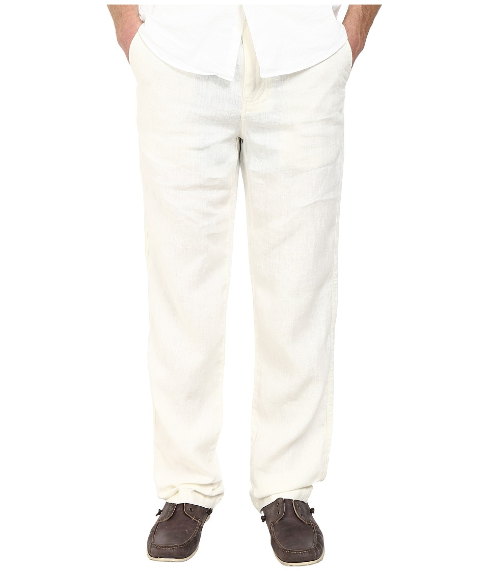 Tommy Bahama - Summerland Keys Pant (Coconut) Men's Casual Pants