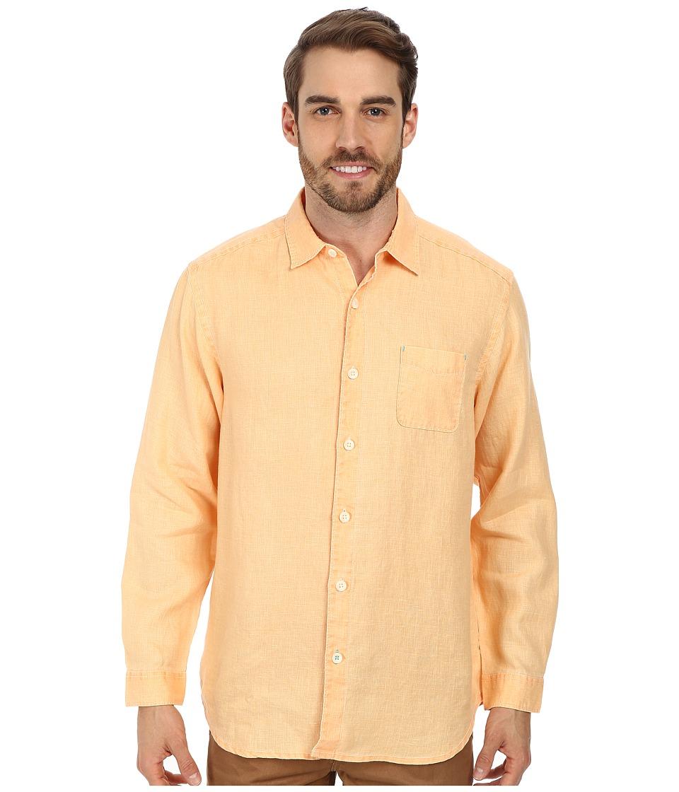 Tommy Bahama - Sea Glass Breezer Long Sleeve Shirt (Detour) Men's Long Sleeve Button Up