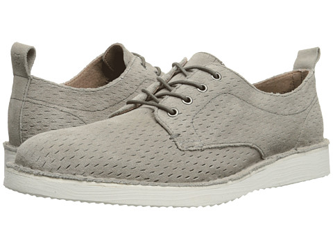 Marc New York by Andrew Marc - Baxter (Light Grey/White Suede) Men