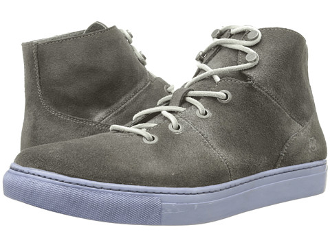 Marc New York by Andrew Marc - Mullberry (Dark Lead/White Suede) Men