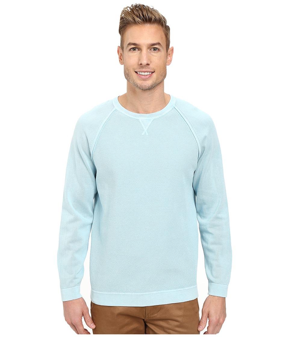 Tommy Bahama - Pebble Bay Crew (Playa Azul) Men's Sweater