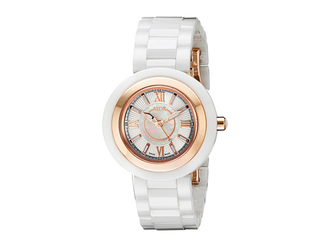 ALOR - Cavo Mini - CWR-90-0-40-1003 (White/Rose Stainless Steel) Watches