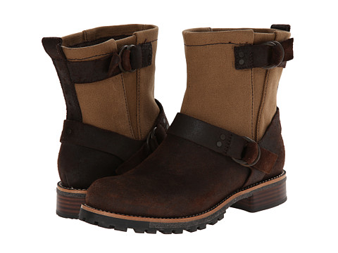 Woolrich - Baltimore (Brush Brown Canvas) Women's Boots