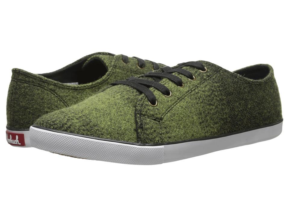 Woolrich - Strand (Green Ombre Wool) Women