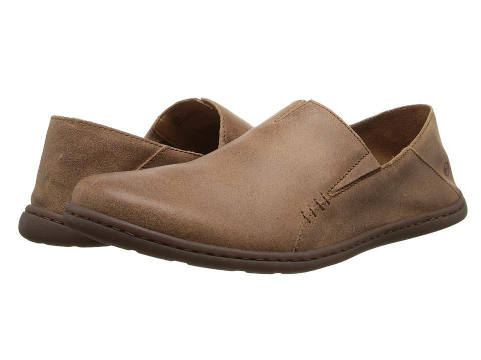 Born - Erlend (Wood Distressed Full-Grain Leather) Men