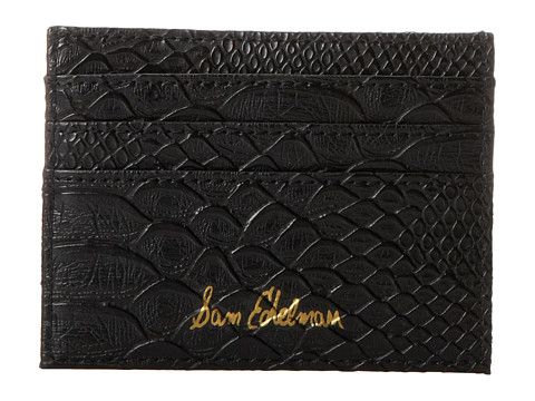 Sam Edelman - Credit Card Case (Olive Leopard) Credit card Wallet