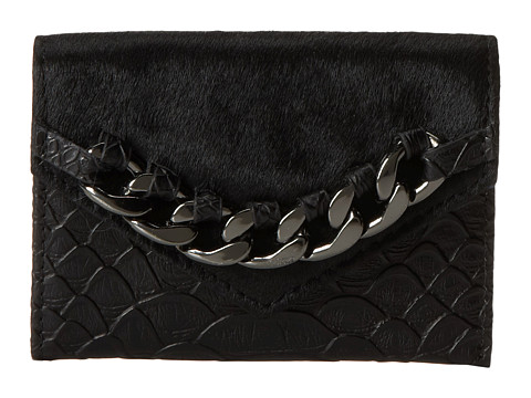 Sam Edelman - Credit Card Case 2 (Black) Credit card Wallet